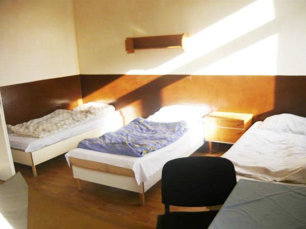 Háros Szálló szobák