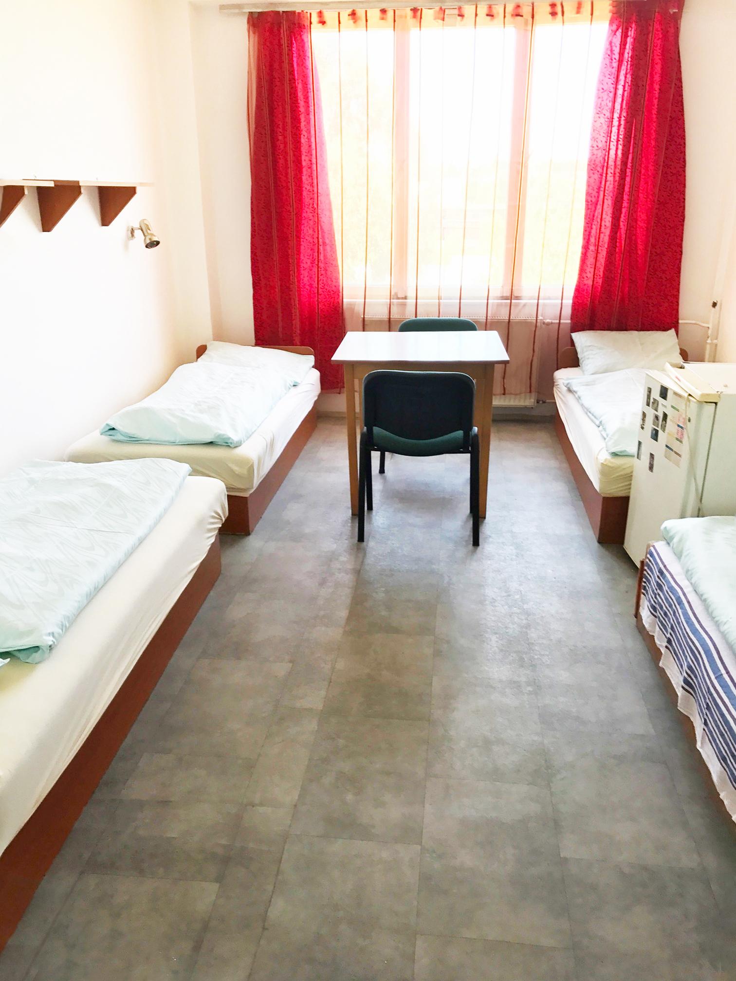 Tutti Szálló szobák